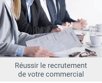 sélection - Lien Réussir le recrutement commercial