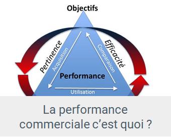 sélection - Lien Qu'est-ce que la performance commerciale