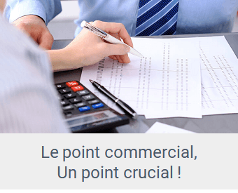 Lien Le point commercial individuel, un point crucial