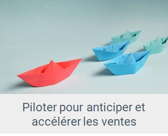 PAC - Lien Piloter pour anticiper et accélérer les ventes