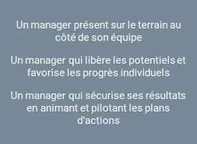 résultats du coaching opérationnel du manager