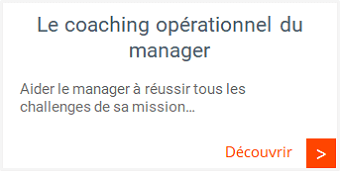 Management commercial - Coaching opérationnel du manager