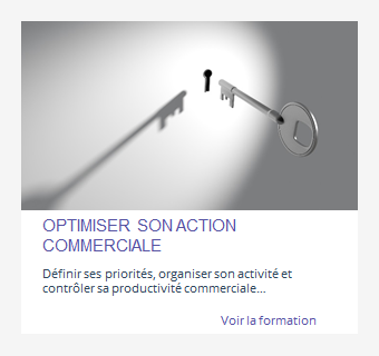 Optimiser son action commerciale