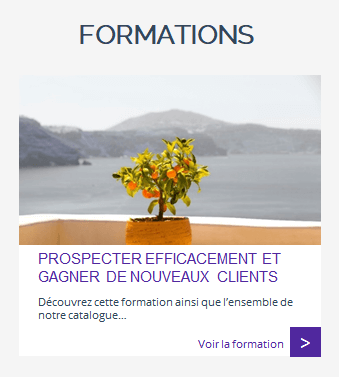 Expertises - Voir nos formations