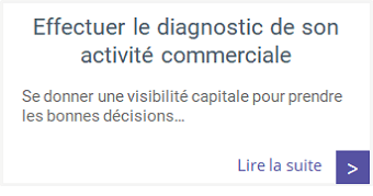 Effectuer le diagnostic de son action commerciale