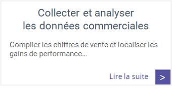 Formations - Collecter et analyser les données commerciales